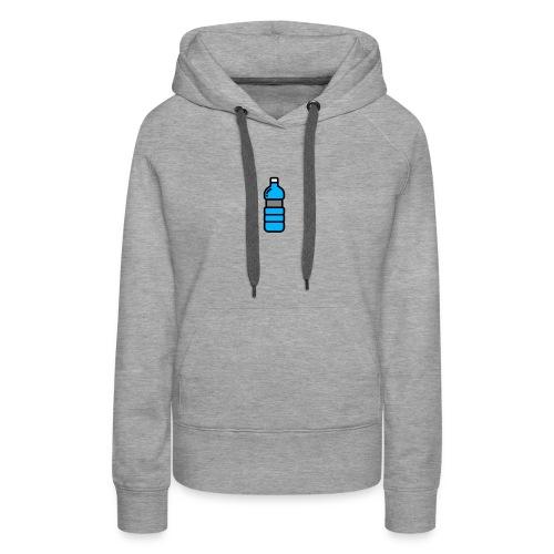 Bottlenet Tshirt Grijs - Vrouwen Premium hoodie