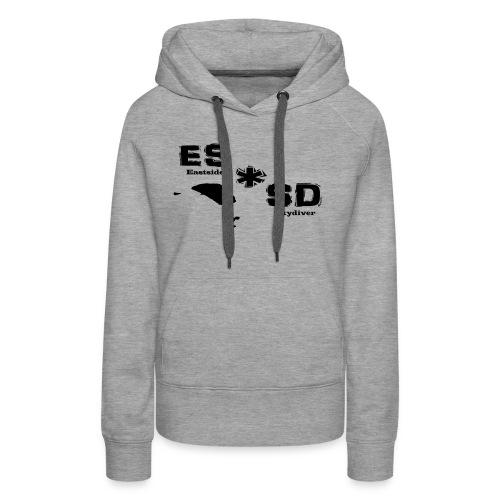 Eastsideskydiver - Frauen Premium Hoodie