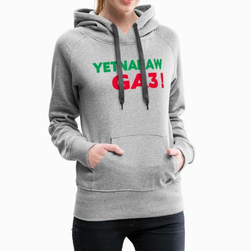 Yetnahaw-ga3-1 - Sweat-shirt à capuche Premium pour femmes