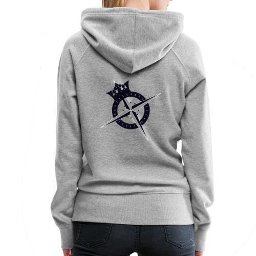 The Kings Fleet Cross - Women's Premium Hoodie
