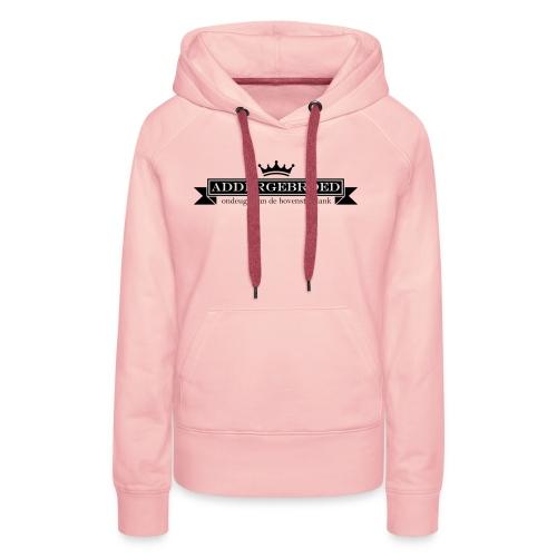 Addergebroed - Vrouwen Premium hoodie