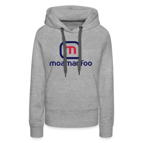 Moamanfoo - Sweat-shirt à capuche Premium pour femmes