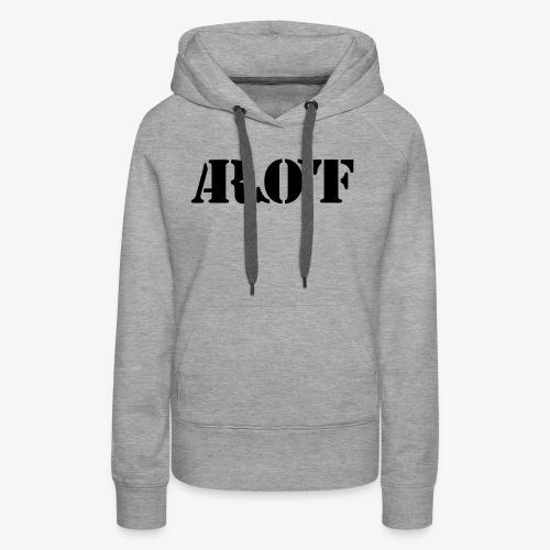 airsoft - Frauen Premium Hoodie