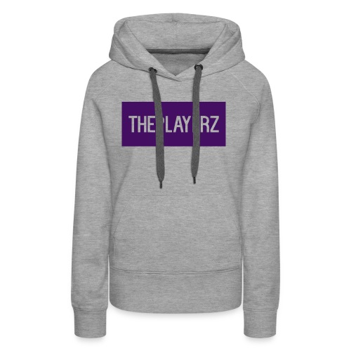 The PlayerZ Long sleeve Top - Women's Premium Hoodie