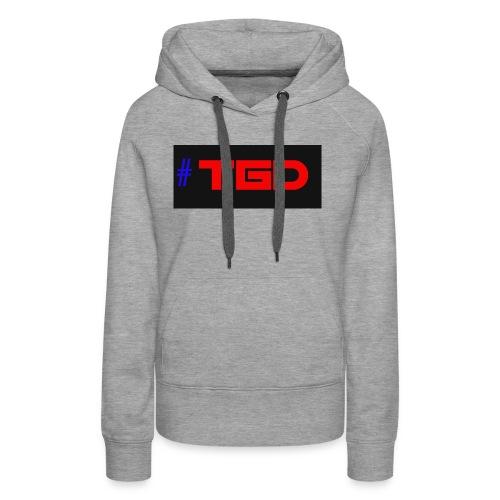 TGD LOGO - Women's Premium Hoodie