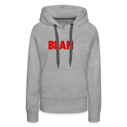 Beanlogo1 - Women's Premium Hoodie