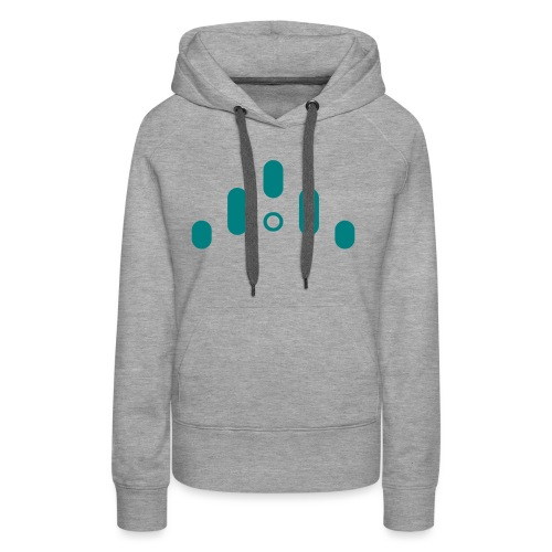 Timeshifter official t-shirt - Women's Premium Hoodie