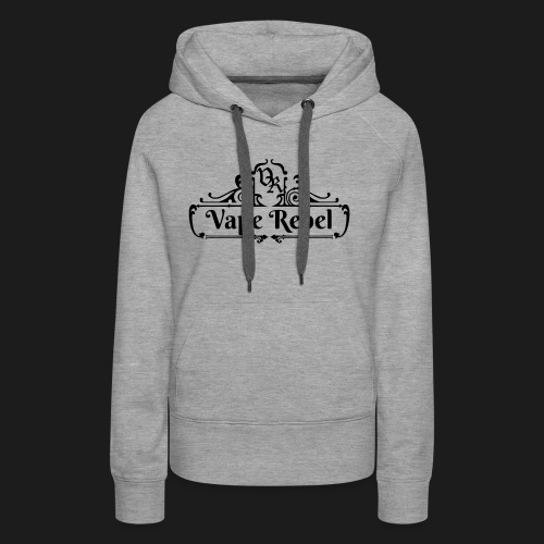 Vape Rebel - Frauen Premium Hoodie