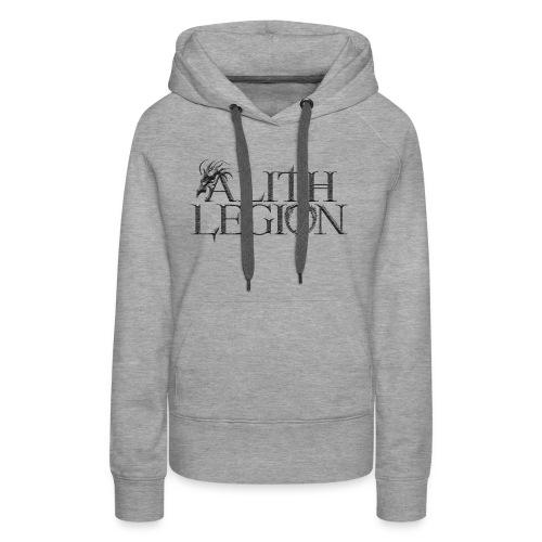 Alith Legion Dragon Logo - Women's Premium Hoodie