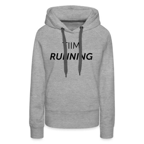 tiim_icon05-eps - Vrouwen Premium hoodie