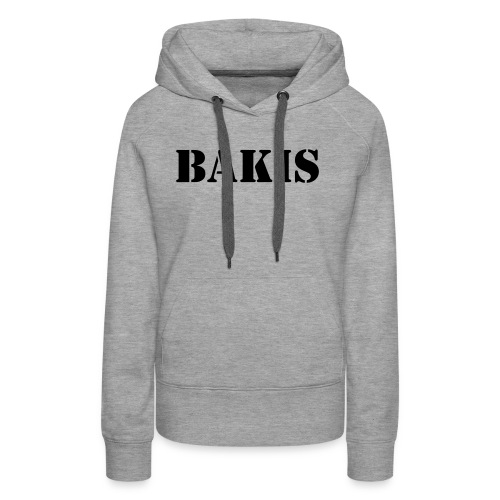 bakis - Women's Premium Hoodie