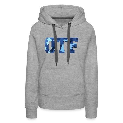 otfffff png - Vrouwen Premium hoodie