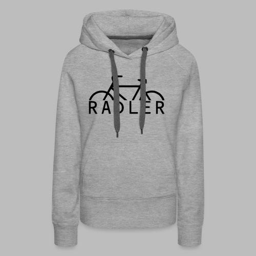 RADLER - Frauen Premium Hoodie