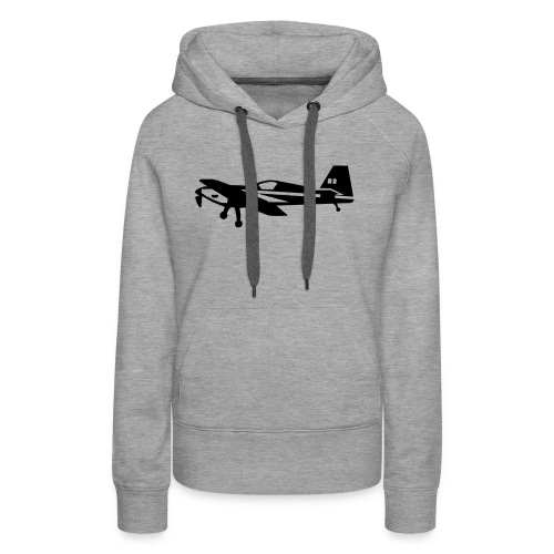 I'd Rather Be RC Flying - Women's Premium Hoodie