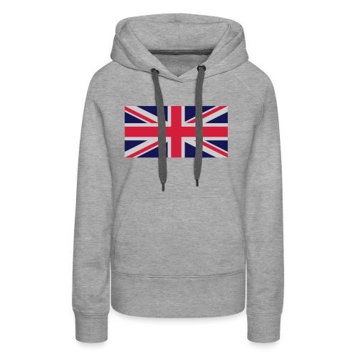 great_britain_union_flag - Women's Premium Hoodie