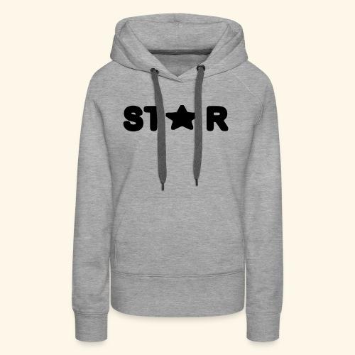 Star of Stars - Women's Premium Hoodie