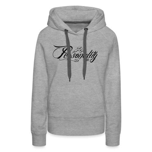 personality1 - Frauen Premium Hoodie