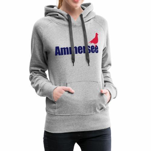 Ammerseemöwe 2c - Frauen Premium Hoodie
