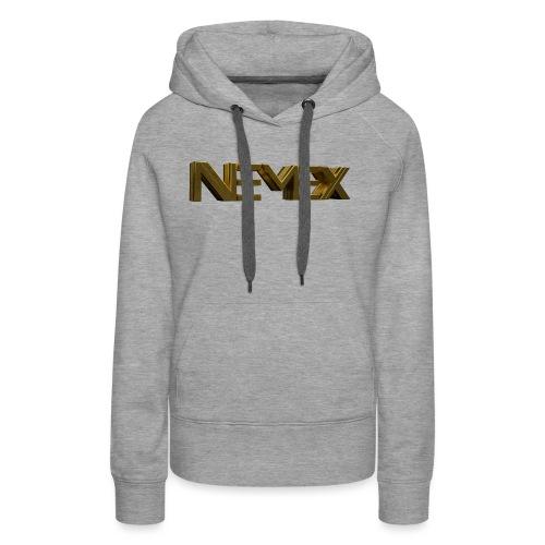 Nemex - Dame Premium hættetrøje