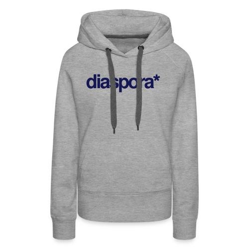 diaspora_one_color - Women's Premium Hoodie