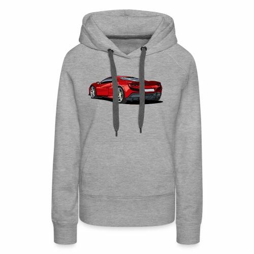 Supercar - Women's Premium Hoodie