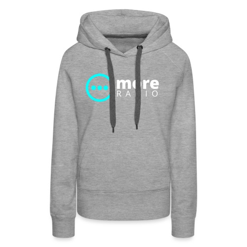 More Radio - Vrouwen Premium hoodie