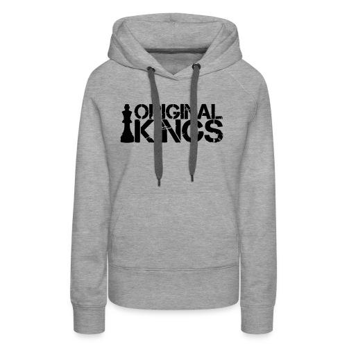 Original Kings - Women's Premium Hoodie