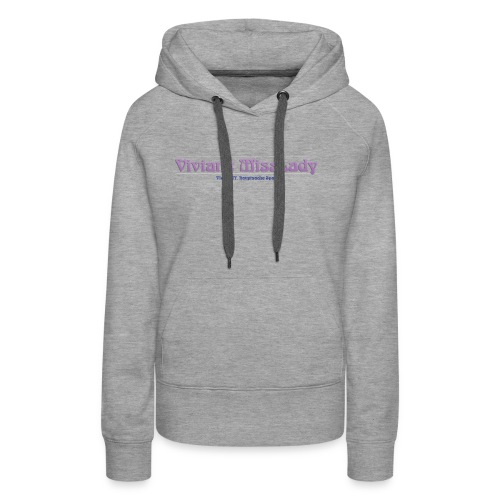 BabybodyViviane MissLady - Frauen Premium Hoodie