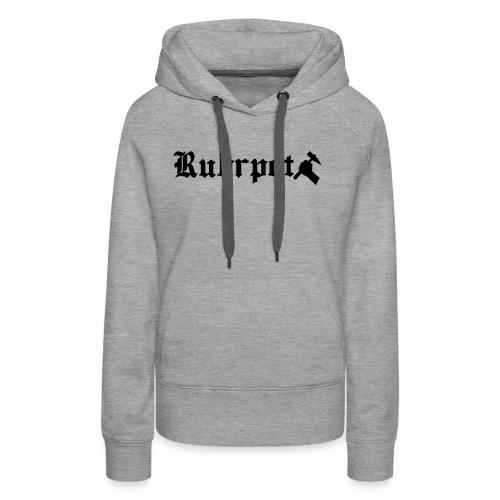 Ruhrpott_2 - Frauen Premium Hoodie