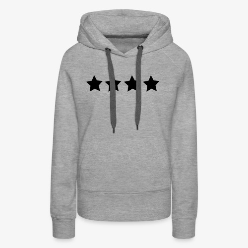 hipstar wwwa - Frauen Premium Hoodie