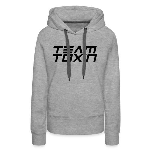 2tf - Sweat-shirt à capuche Premium pour femmes