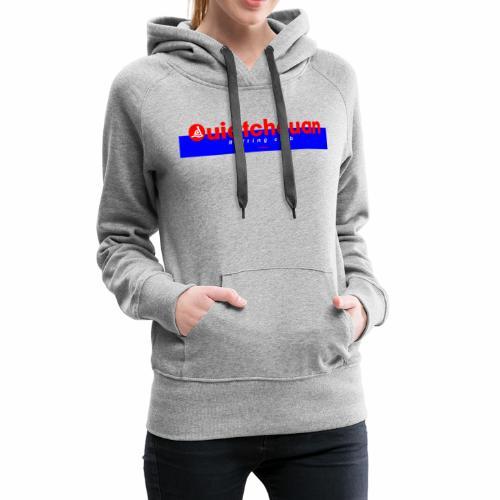 Ouiatchouan - Vrouwen Premium hoodie