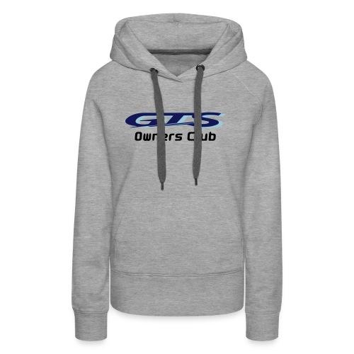 GTS Logo Small - Women's Premium Hoodie