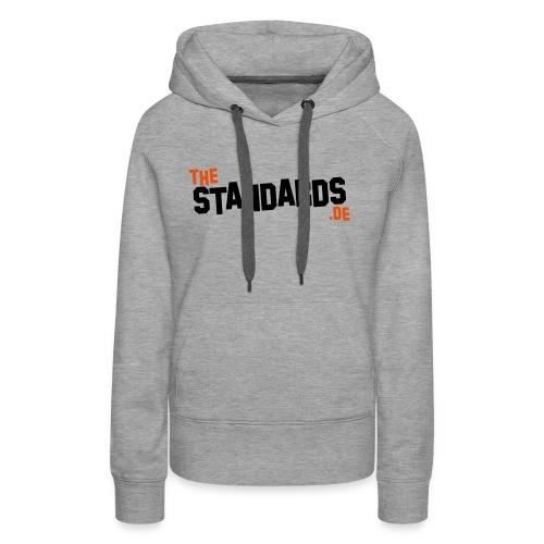 thestandardsde - Frauen Premium Hoodie