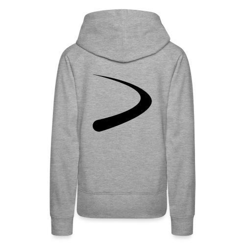 devuan-emblem - Women's Premium Hoodie