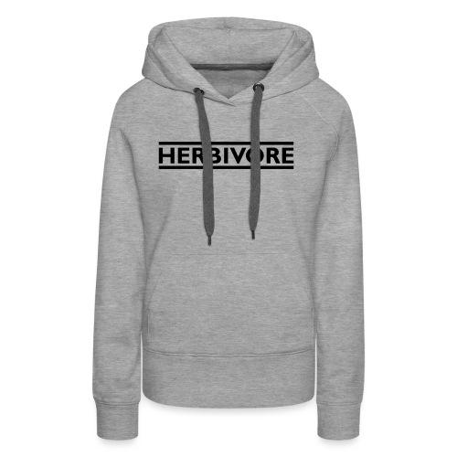 Herbivore - Frauen Premium Hoodie