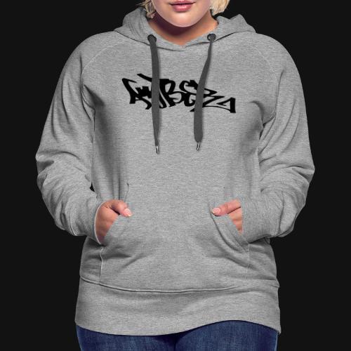 Amber Logo - Frauen Premium Hoodie