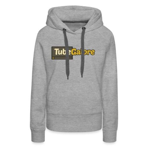 tubegalore design - Women's Premium Hoodie