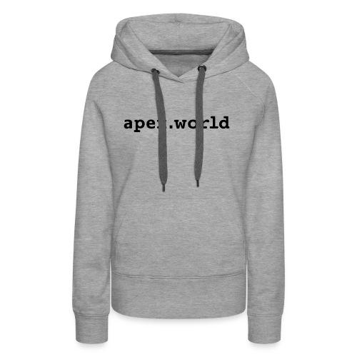 apex-world - Frauen Premium Hoodie