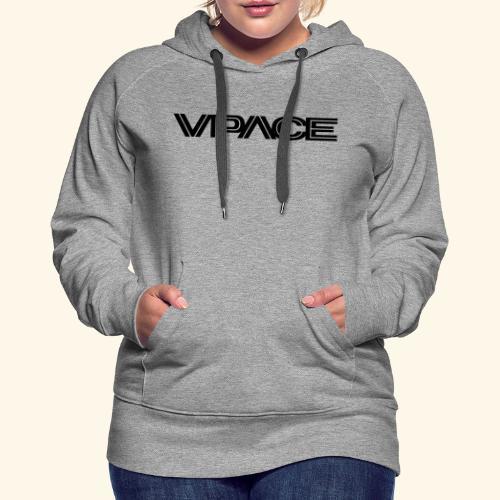 VPACE black - Frauen Premium Hoodie