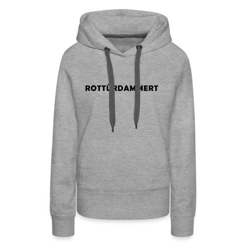 Rotturdammert - Vrouwen Premium hoodie