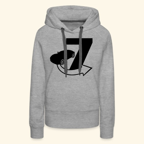 Seven / Fast and Furious - Women's Premium Hoodie