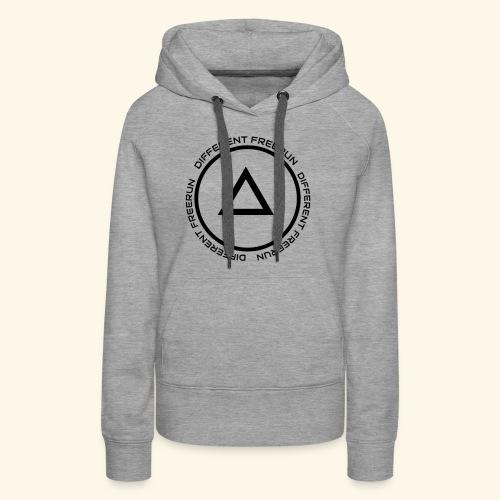logo different groot png - Vrouwen Premium hoodie