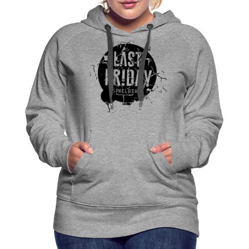 Last Friday Grunge - Frauen Premium Hoodie