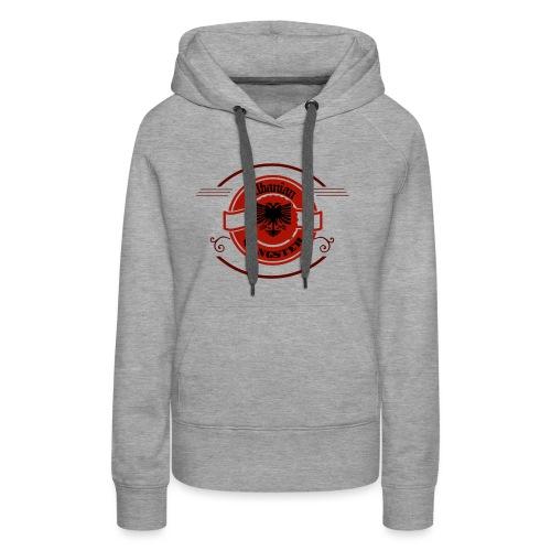 Albanian Gangster T-Shirt - Frauen Premium Hoodie
