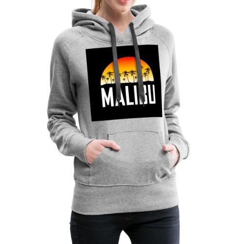 Malibu Nights - Women's Premium Hoodie
