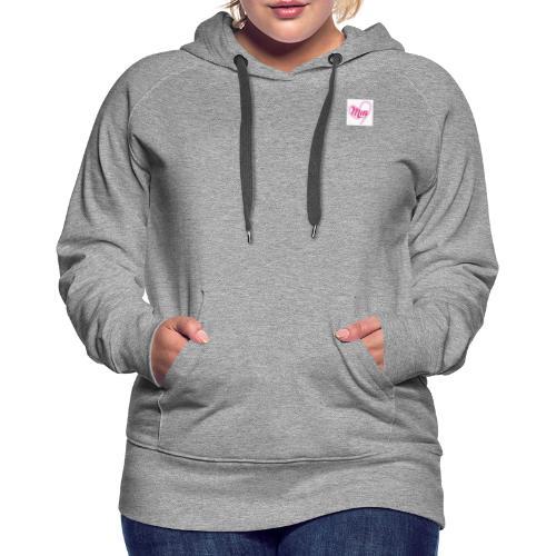 Atuendo femenino - Sudadera con capucha premium para mujer