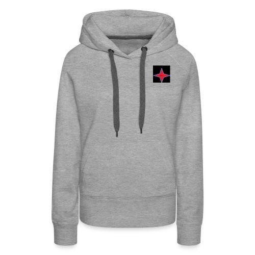 Infinite Lys - Sweat-shirt à capuche Premium pour femmes
