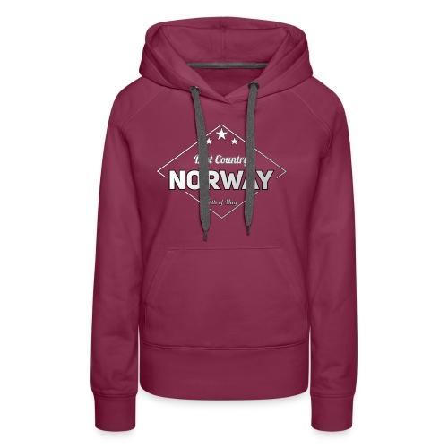 NORWAY - Women's Premium Hoodie