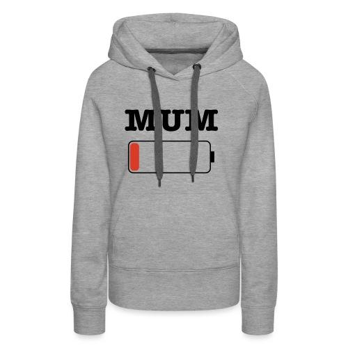 mum - Women's Premium Hoodie